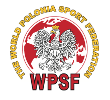 Logo The World Polonia Sport Federation - znak graficzny